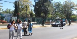 Implementa Municipio dispositivo Escuela Segura en instituciones educativas