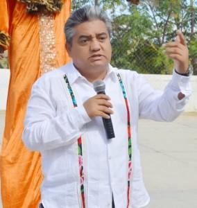 En las elecciones nos vamos a enfrentar al aparato de estado, no solo al PRI: Hugo Jarquín