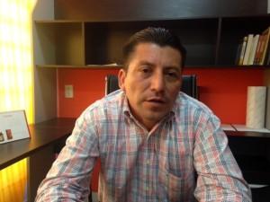 Pide precandidato por el Distrito 10 unidad en el PRD para el proceso electoral 2015