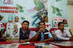 Anuncia Antorcha Campesina XVIII Espartaqueada Cultural