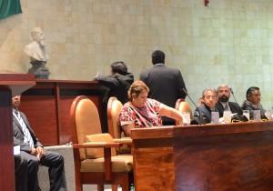 Convoca legislativo a una alianza que privilegie la calidad del transporte público en Oaxaca