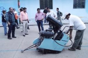Más de 47 obras respaldan el trabajo de autoridades de Santa Lucía