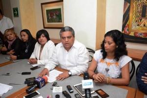 Da a conocer Hugo Jarquín lista de precandidatos por el PRD