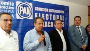 Buscara García Henestroza candidatura a la diputación federal por el PAN