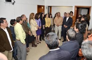 Participación Ciudadana, fundamental para la construcción de un Oaxaca mejor: JVJ