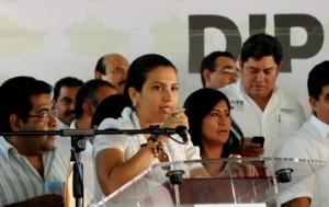 Habrá candidaturas para jóvenes priístas: Diana Luz