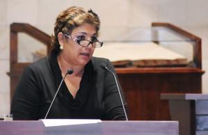 Impulsar el desarrollo económico del Istmo, pide Carmelita Ricárdez