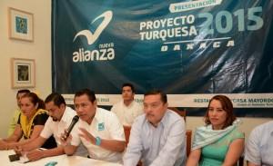 Da a conocer Nueva Alianza lista de aspirante a candidatos a la Diputación Federal