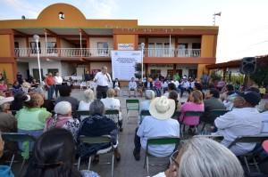Construye Municipio obras que cambian la vida de los oaxaqueños de la zona norte