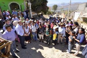 Bienestar de los habitantes de la capital, motor de trabajo de la administración  municipal: Javier Villacaña