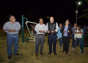 Oaxaca de Juárez con pasos firmes en el desarrollo de sus agencias y colonias: Villacaña