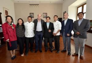 Rinde frutos Hermanamiento entre Oaxaca de Juárez y Colchagua, República de Chile