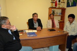 Se pronuncian taxistas a favor de candidatura de Claudio Ruiz Solana