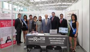 Con la visita  de más de tres mil personas realizan primera Expo Marketing Oaxaca