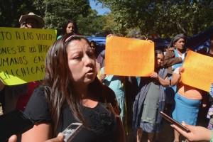 Exigen liberación de detenidos de San Baltazar Chichicapam