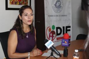 Niñas y niños de la capital podrán vacunarse contra la poliomielitis en Palacio Municipal: Verónica Quevedo