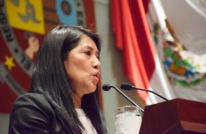 Brindar atención al sector juvenil es prioritario: diputada Rosalía Plama
