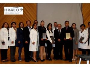 Egresa primera generación de Médicos Especialistas del HRAEO