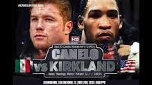 'Canelo' y Kirkland se enfrentarán el próximo 9 de mayo en Houston