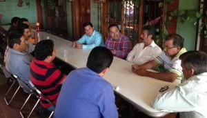 Celebra reunión NICosta con presidentes municipales de los Distritos 04 y 09