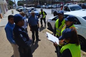 Garantiza Ayuntamiento de Santa Lucía movilidad de peatones