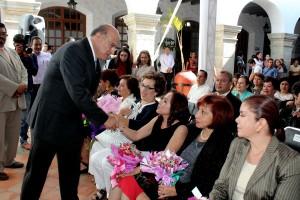 Reconoce Ayuntamiento de Oaxaca importantes contribuciones de mujeres; entrega galardón Ciudadanas Distinguidas